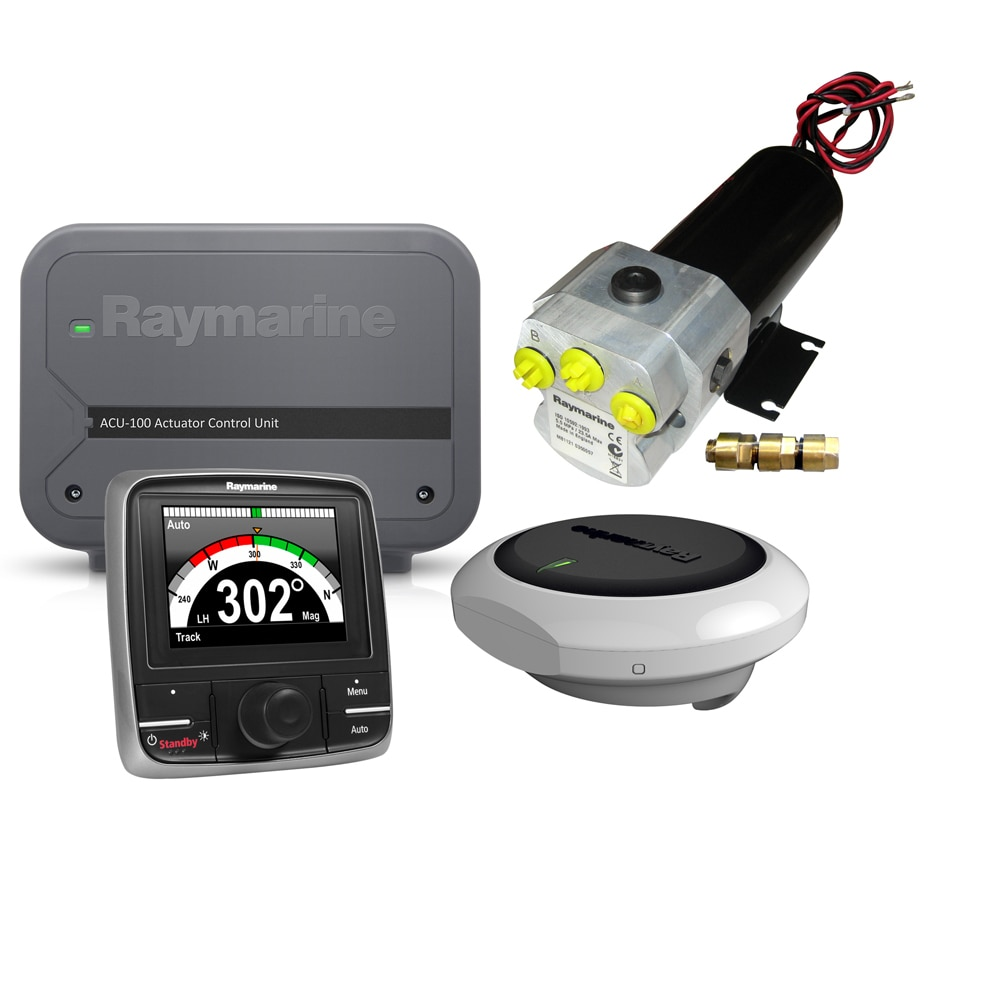 Raymarine EV-100 Power Evolution Autopilot - T70154