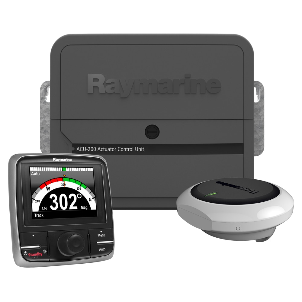 Raymarine EV-200 Power Evolution Autopilot - T70156