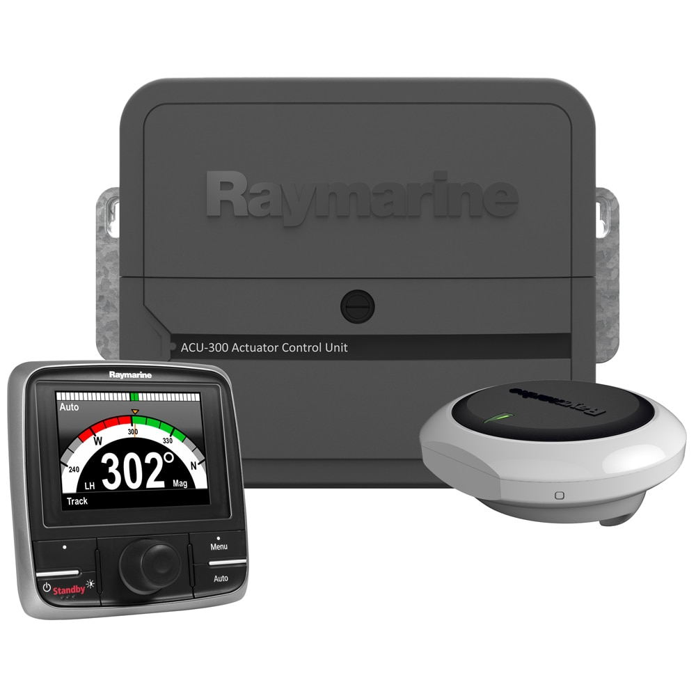 Raymarine EV-300 Power Solenoid Evolution Autopilot - T70160