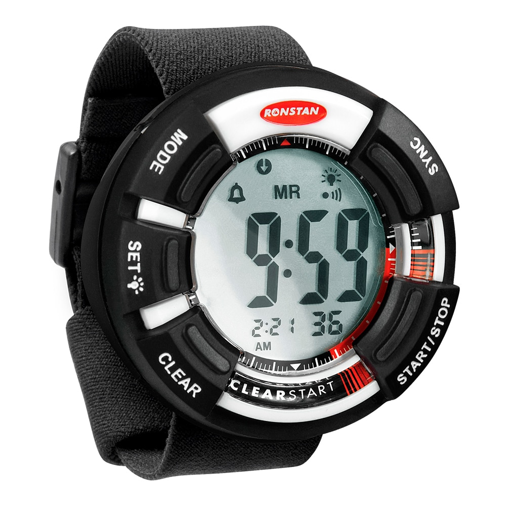 Ronstan Clear Start Race Timer - 65mm(2-9/16