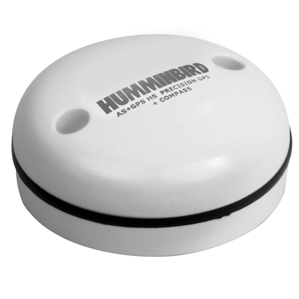 Humminbird AS GPS HS Precision GPS Antenna with Heading Sensor - 408400-1
