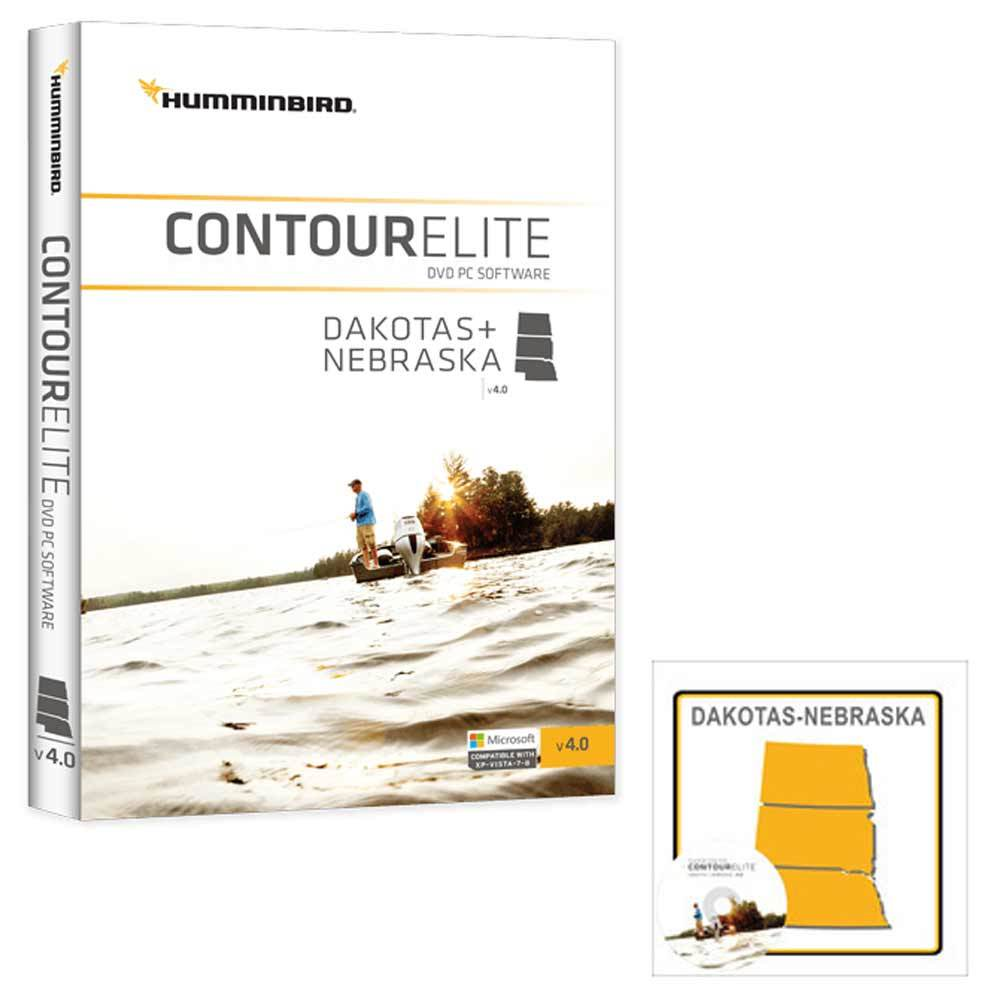 Humminbird Contour Elite - Dakotas/Nebraska - Version 4 - 600014-2