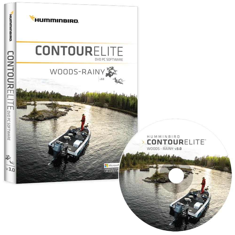 Humminbird Contour Elite - Woods/Rainy - Version 3 - 600028-1