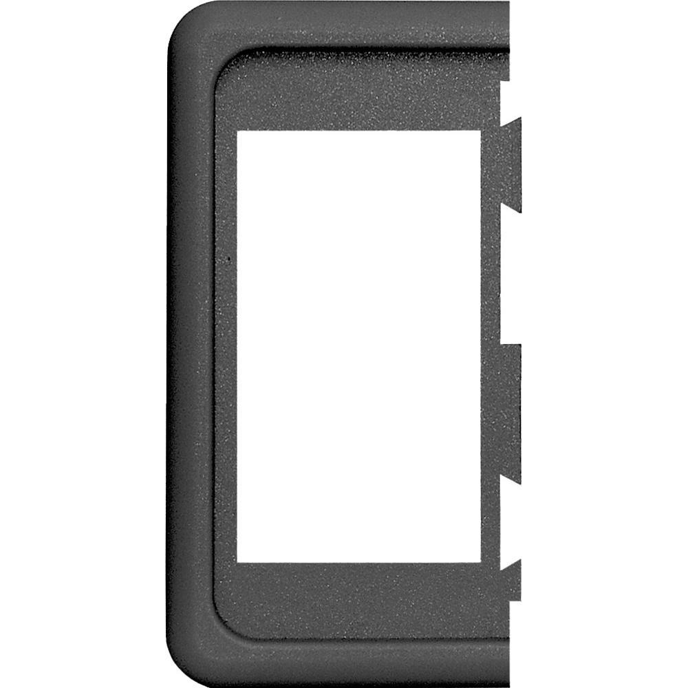 Blue Sea 8267 End Mount Contura Switch Mounting Panel