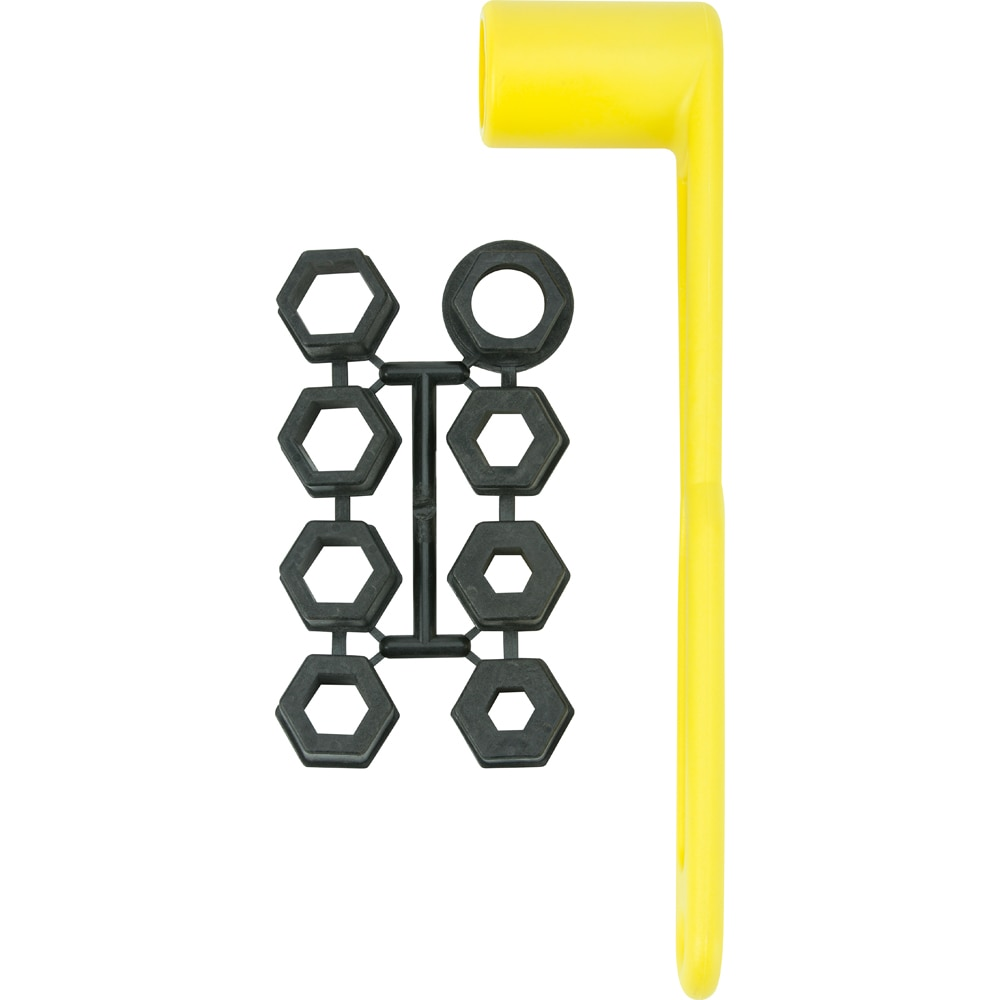Attwood Prop Wrench Set - Fits 17/32