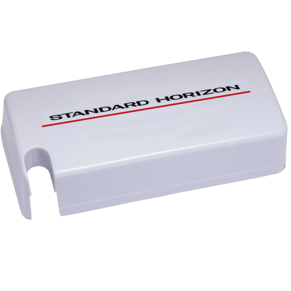 Standard Horizon Dust Cover f/GX1600 & GX1700 - White - HC1600