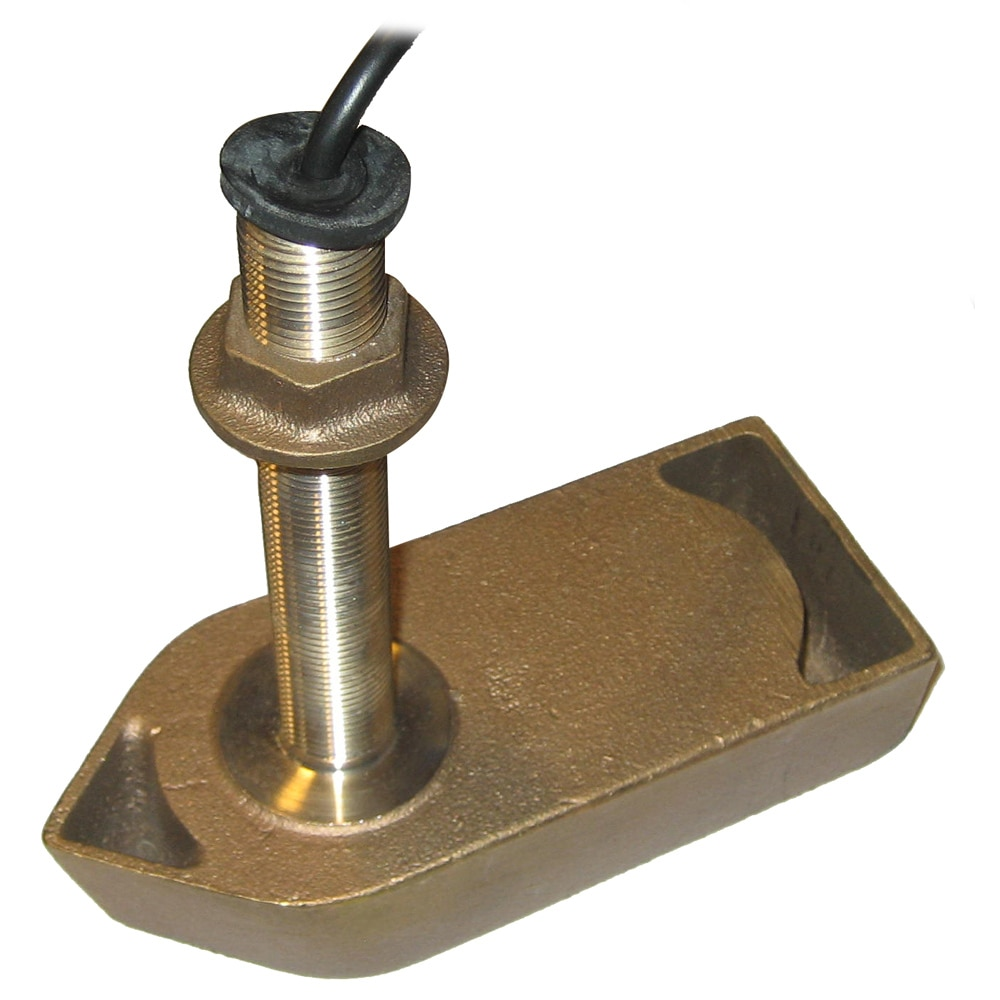 SI-TEX 307/50/200T-CX Thru-Hull Transducer for SVS-650, CVS-126 & CVS-128 - 307/50/200T-CX