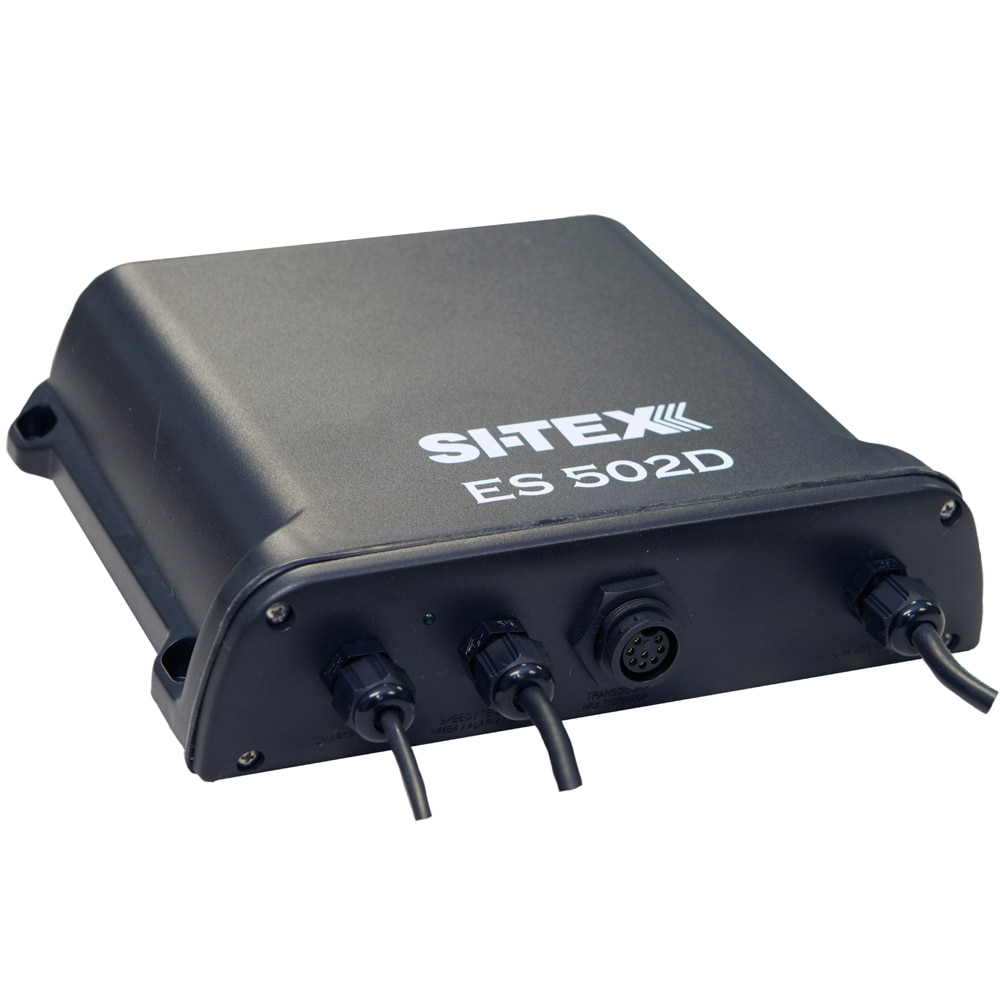 SI-TEX ES502 Black Box Sounder Module - ES502BB