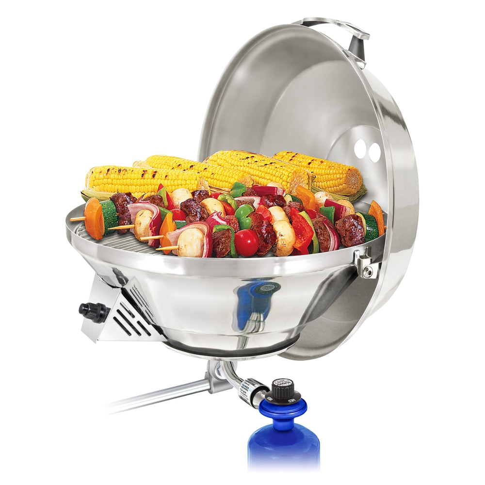 Magma Marine Kettle 3 Gas Grill - Party Size - 17
