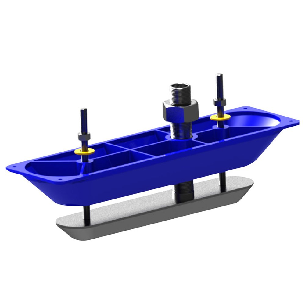 Navico StructureScanHD Sonar Stainless Steel Thru-Hull Transducer (Single) - 000-11459-001