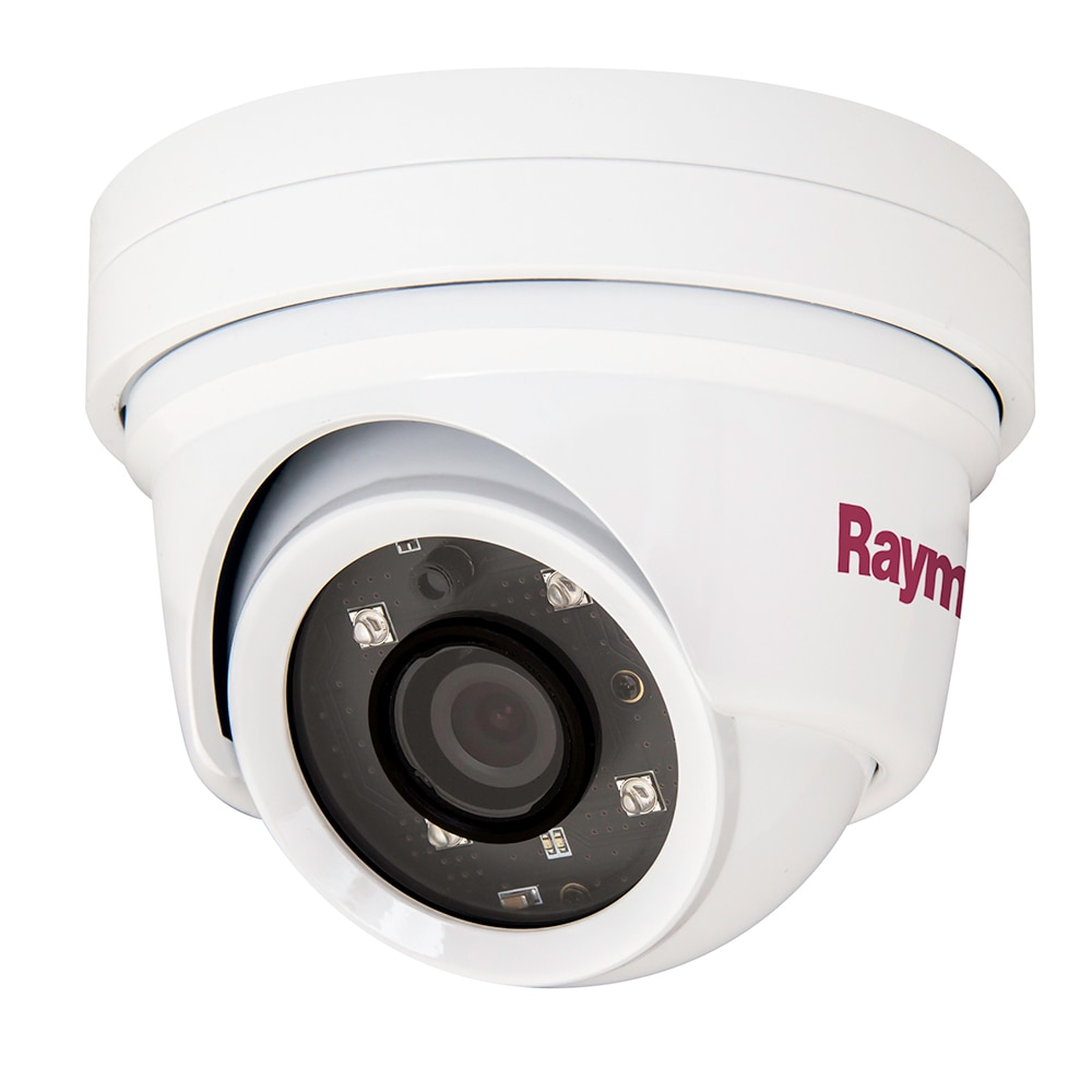 Raymarine CAM220 Day & Night IP Marine Eyeball Camera - E70347