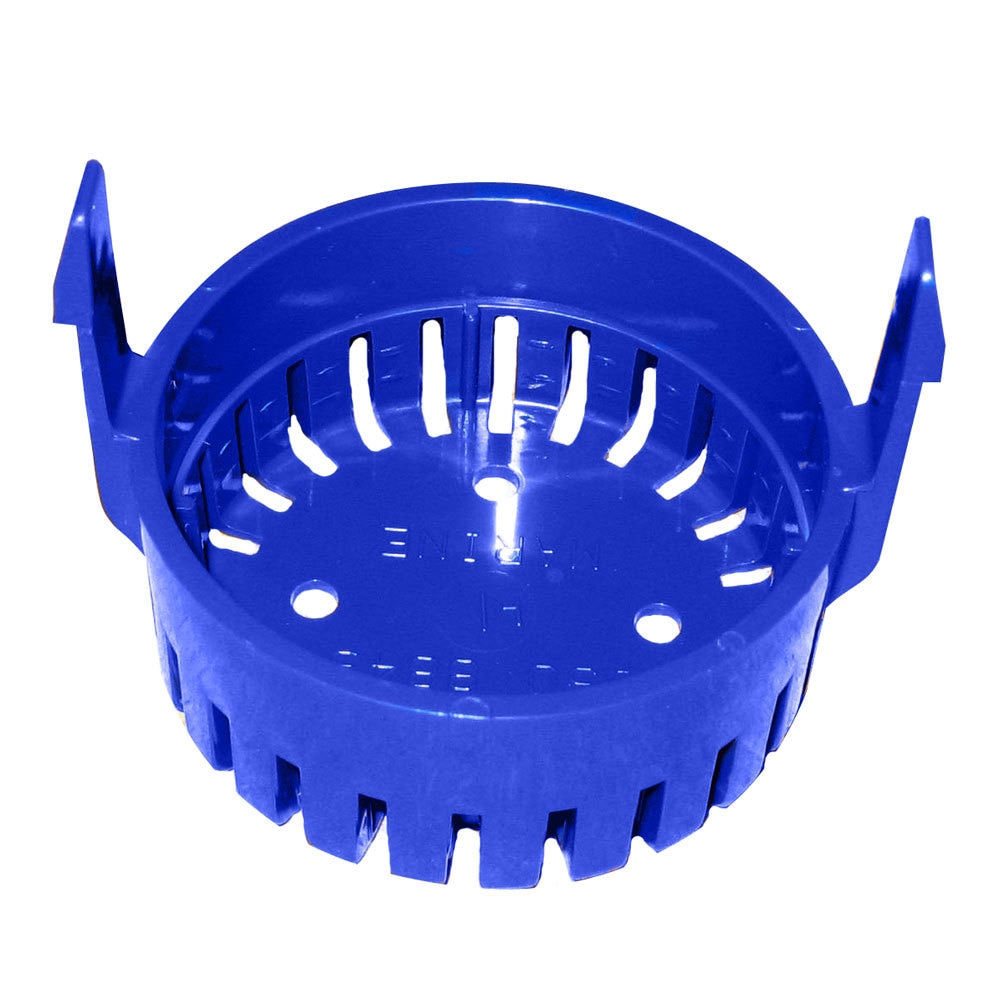 Rule Replacement Strainer Base f/Round 300-1100gph Pumps - 275