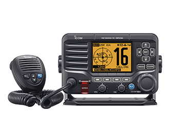 Icom Marine VHF Fixed Mount and Handheld Radios