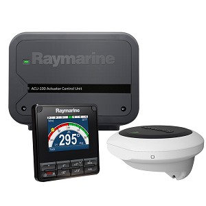 Raymarine EV-100 Wheel Pilot with p70s Controller Corepack Only - No Drive Unit - T70281