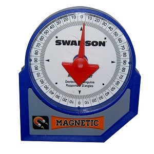 Airmar Deadrise Angle Finder - Accuracy of ± 1/2 Degree - ANGLE FINDER