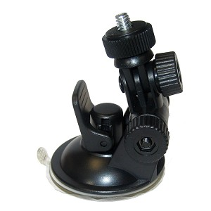HawkEye FishTrax Adjustable Mounting Bracket w/Suction Cup - ACC-FF-1567