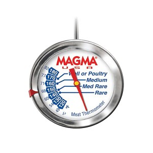 Magma Gourmet Meat Thermometer - Stainless Steel - A10-275