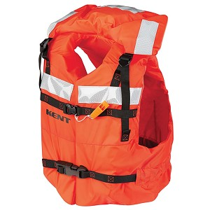Kent Type 1 Commercial Adult Life Jacket - Vest Style - Universal - 100400-200-004-16