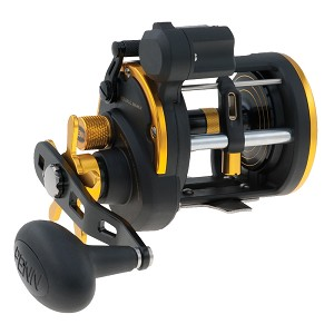 PENN SQL20LWLC Squall Level Wind Reel w/Line Counter - 1292942