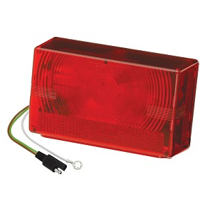 "Wesbar Submersible Over 80"" Taillight - Right/Curbside - 403075"