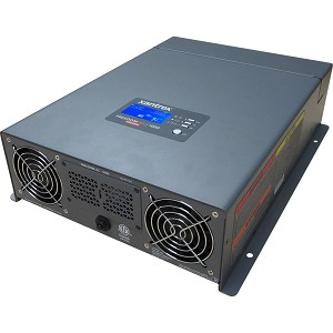 Xantrex Freedom XC 2000 True Sine Wave Inverter/Charger - 12VDC - 120VAC - 2000W/80A - 817-2080