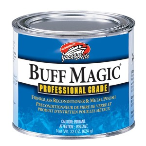 Shurhold Buff Magic Fiberglass Reconditioner & Metal Polish - 22 oz. - YBP-0101