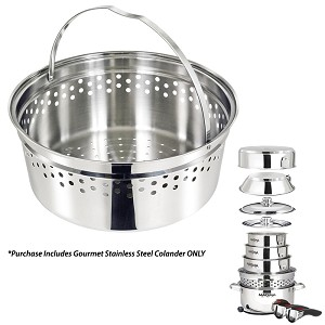 Magma Gourmet Stainless Steel Colander - A10-367