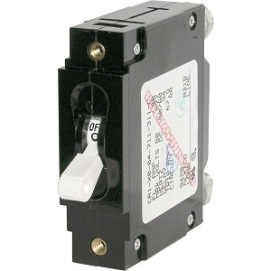 BLUE SEA 7352 CIRCUIT BREAKER CA1 15A WHT