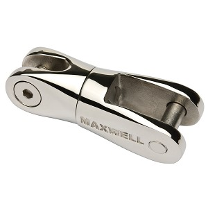 Maxwell Anchor Swivel Shackle SS - 10-12mm - 1500kg - P104371