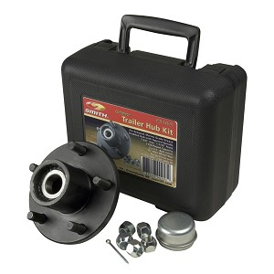 "C.E. Smith Trailer Hub Kit Package 1-1/16"" Stud 5 x 4-1/2 - 13311"