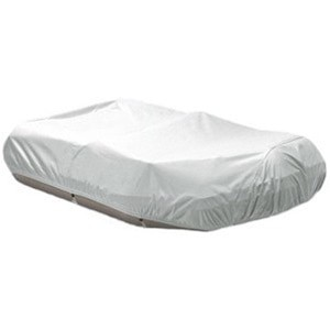 "Dallas Manufacturing Co. Polyester Inflatable Boat Cover A - Fits Up To 9'6"", Beam to 58"" - BC3106A"