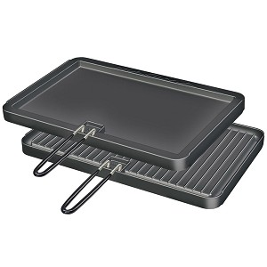 "Magma 2 Sided Non-Stick Griddle 11"" x 17"" - A10-197"