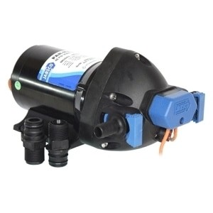 Jabsco Automatic Water System Pump 3.5GPM - 25psi - 12VDC - 32600-0292