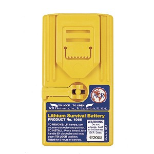 ACR Lithium Survival Replacement Battery - 1066