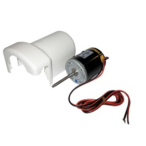 Jabsco Replacement Motor f/37010 Series Toilets - 12V - 37064-0000