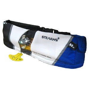 Stearns 0340 Paddlesports Manual Inflatable Belt - Blue - 2000007055