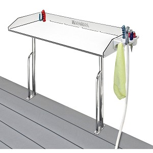 "Magma Tournament Series Dock Cleaning Station - 48"" - T10-449B-HDP"