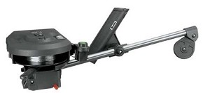 "Scotty 1099 Depthpower 24"" Electric Downrigger w/ Rod Holder - 1099"