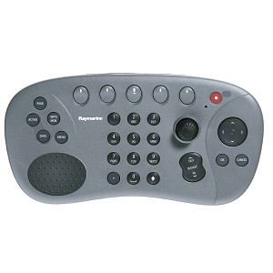 Raymarine E-Series Full Function Remote Keyboard w/SeaTalk2 Connection - E55061