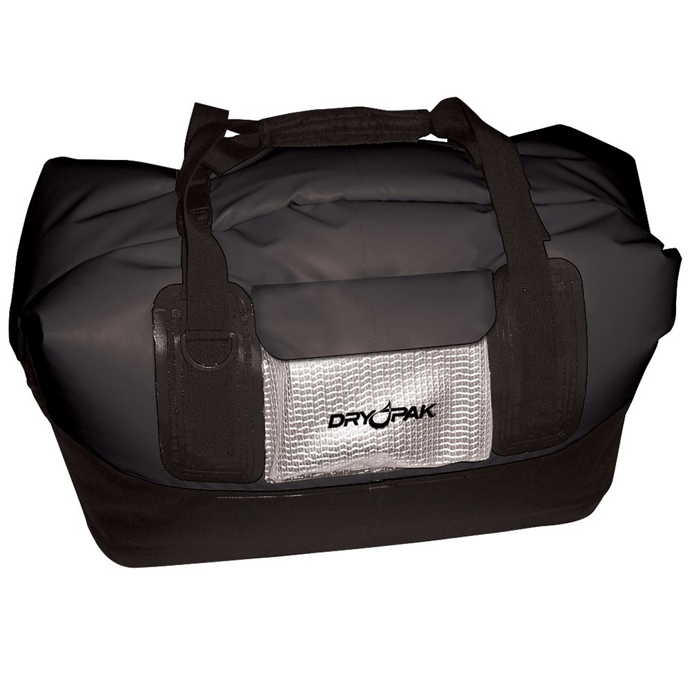 0b44062e5 Dry Pak Waterproof Duffel Bag - Black - Large - DP-D1BK   Anchor Express
