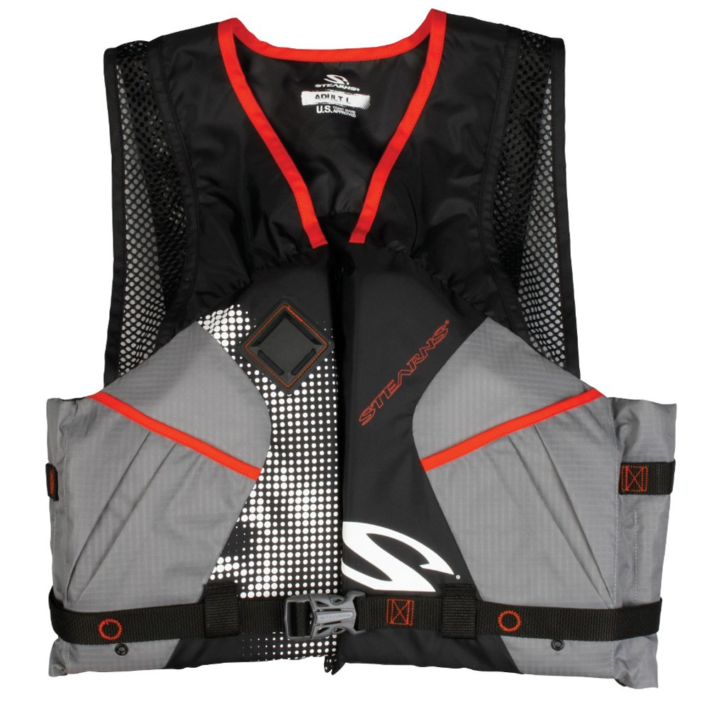 Stearns 2200 Comfort Series Adult Life Vest PFD - Black - Small - 2000032673