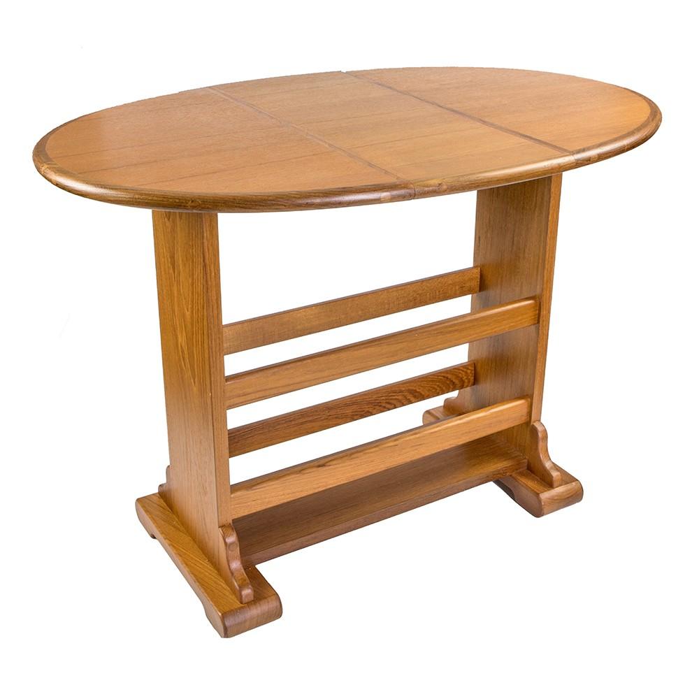 Whitecap Teak Drop Leaf Table 60055 Anchor Express