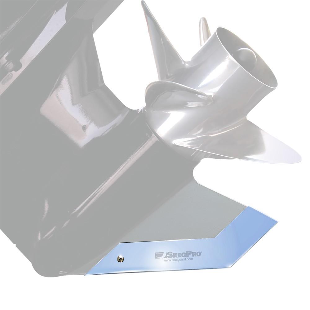 02656 Megaware SkegPro 02656 Stainless Steel Skeg Protector